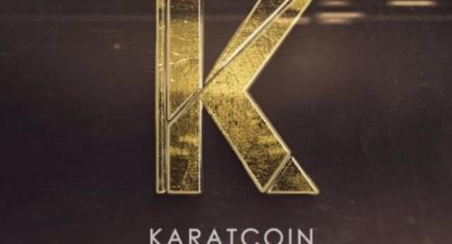 Karatcoin空投300个KCD,价值 30 USD