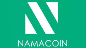 但吐空投 | namacoin空投30个Namacoin,价值 9 USD